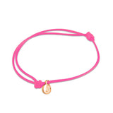 Hot Pink Slim Bracelet Slider