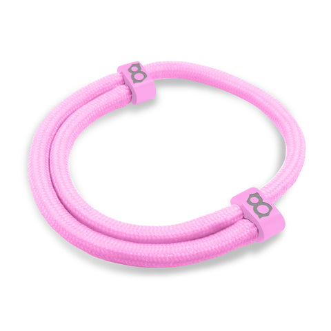 st8te Handmade Pink Bracelet, Adjustable Slider | Buy 3 Get 1 Free
