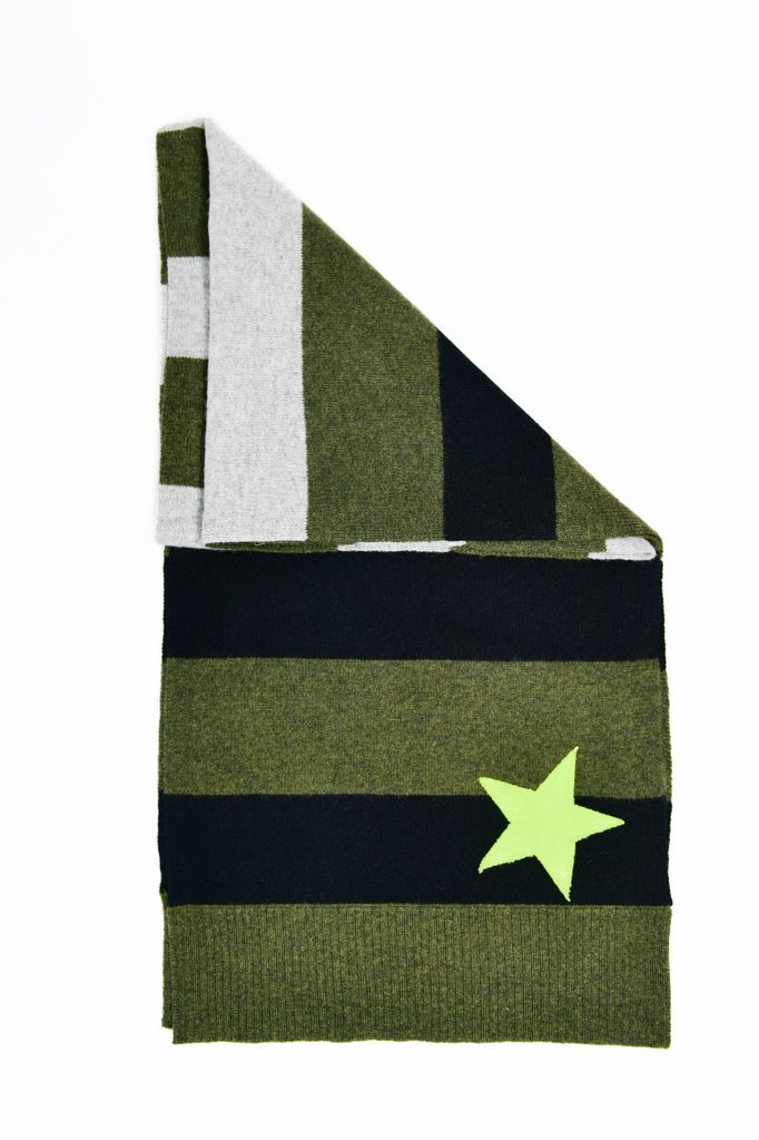 LUCKY STAR SCARF-2