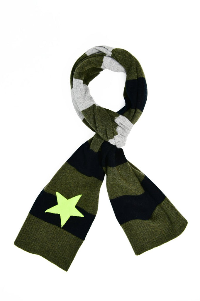 LUCKY STAR SCARF-1