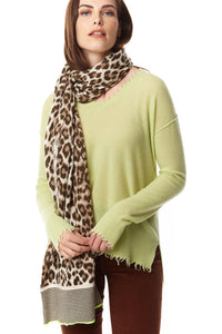 SPOTTED SCARF - LISA TODD