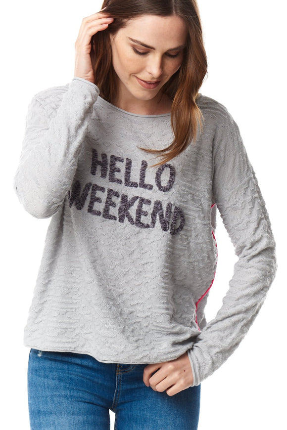 HELLO WEEKEND - LISA TODD