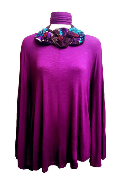 NEW IN :: Rukia Batwing Top