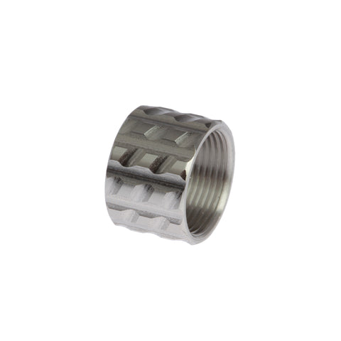 CG-100 Thread Protector Stainless Steel 1/2-28