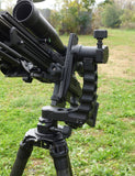 PMG-001: Tripod System: Tripod Mounted Adjustable Rifle Support/Rest