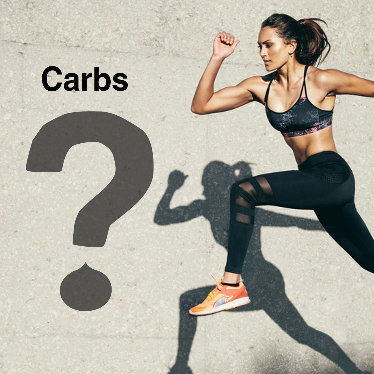 Nutrition Basics – No.1 Carbohydrates