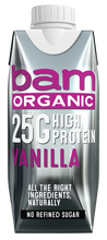 30 X Organic 25G High Protein Shakes