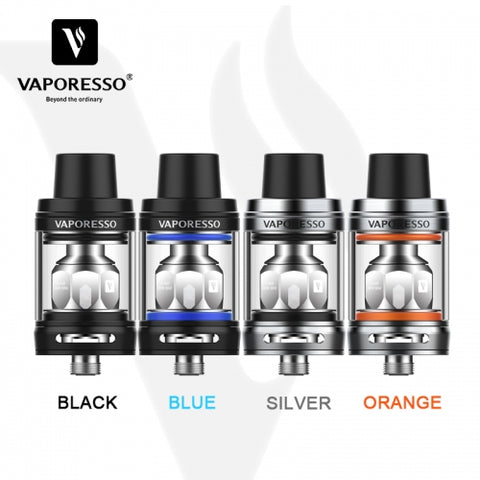 Vaporesso NRG SE 3.5ML Tank in black, blue, silver and orange