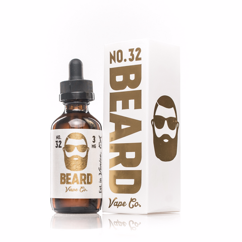 Beard Vape Co - NO.32 full view of product