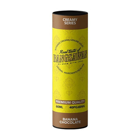 Bangsawan Creamy Series 60ml Banana Chocolate
