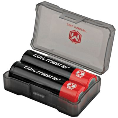 coil master 2 battery case