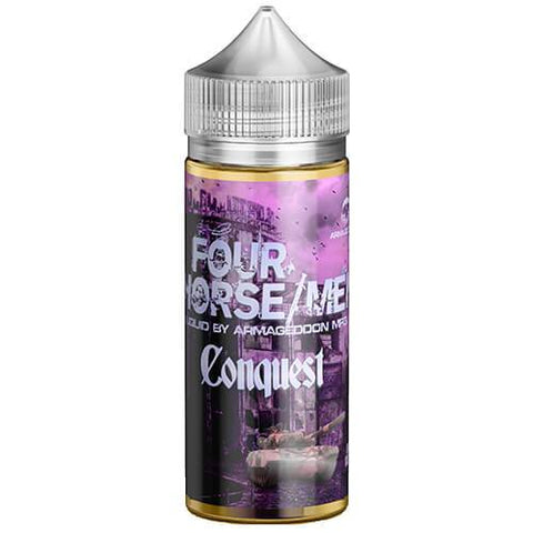 Four Horseman Conquest - Lemon Vanilla Cookie 100mL