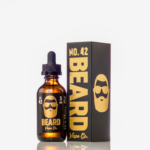 Beard Vape Co - NO.42 full vial shot