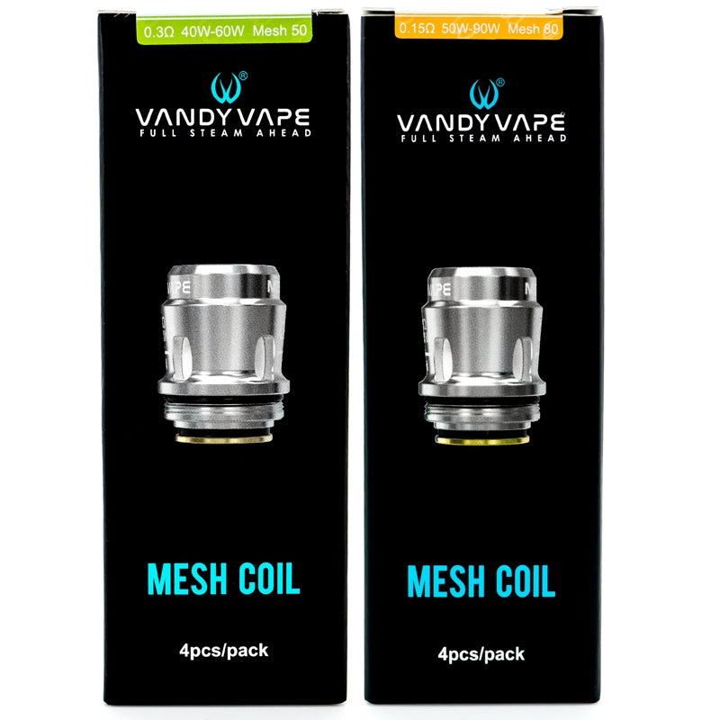 Vandy Vape Jackaroo Replacement Mesh Coils