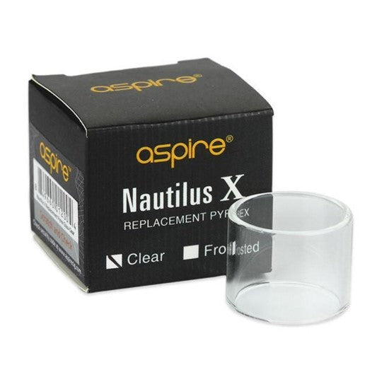Aspire Nautilus X Replacement Glass 2ml