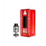 Limitless RDTA, mod with red box