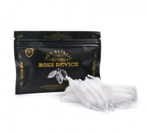 Shield Cig Boss Device Organic Cotton