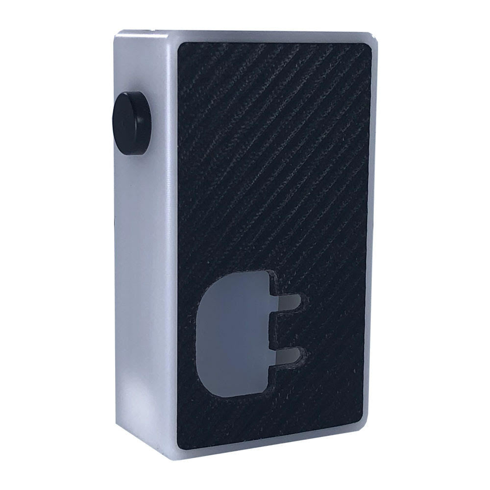 The Plug Squonk Box by Mums Fantasy Factory black mod