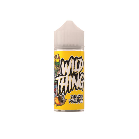 Wild Thing | Paradise Pineapple | 100ml