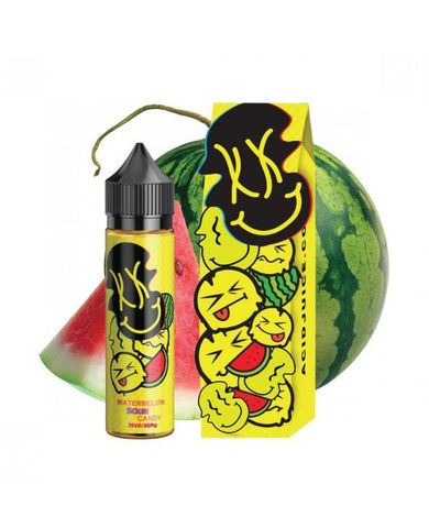Acid By Nasty - Watermelon Sour Candy 60mL