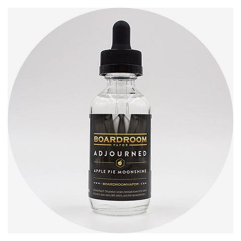 adjourned e-liquid single bottle
