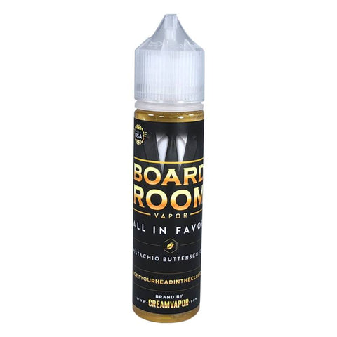 All In Favor by Boardroom Vapor