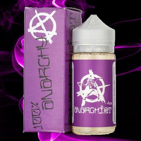 Anarchist 100ml Purple Grape Bubblegum