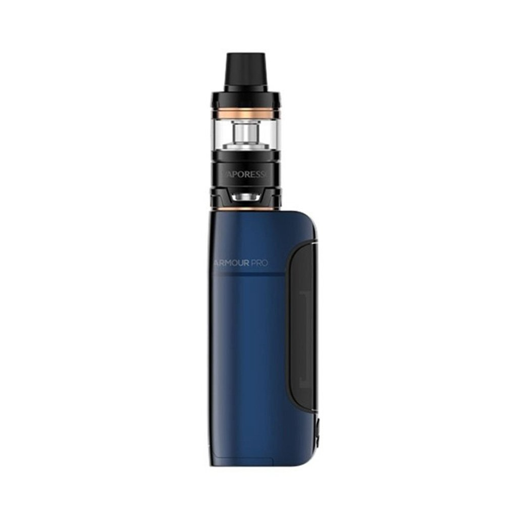 Armour Pro kit single in blue