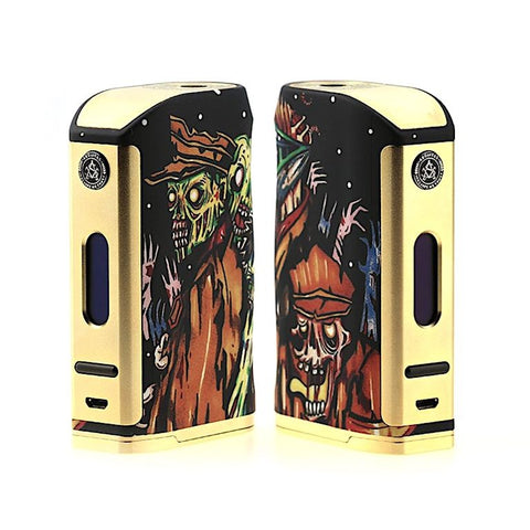 Asvape Michael 200W both sides view walking dead