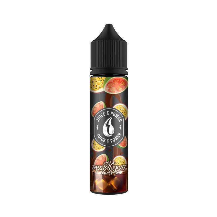 Juice N Power Fruits - Cola Passionfruit Guava 60mL