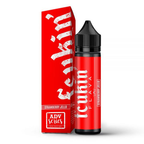 Fcukin' Flava ADV Low Menthol 60ml - Strawberry Jello