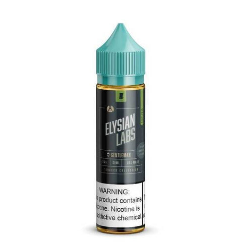 Gentleman Tobacco by Elysian Labs 60ml