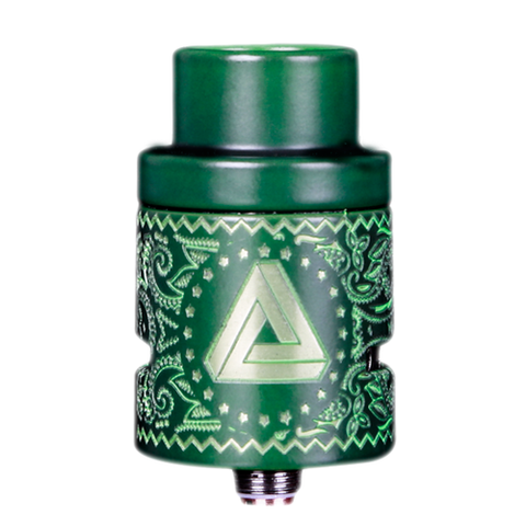 Limitless RDA Colour changing Atty emerald green