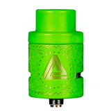 Limitless RDA Colour changing Atty lime green