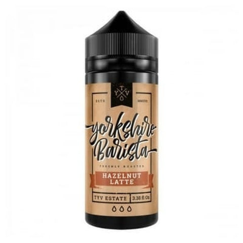 Yorkshire Barista Hazelnut Latte 100ml