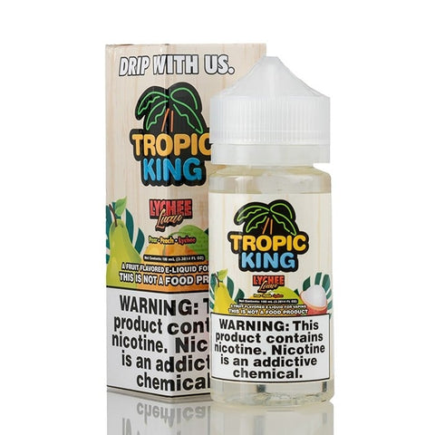Tropic King Lychee Luau by Candy King 100ml