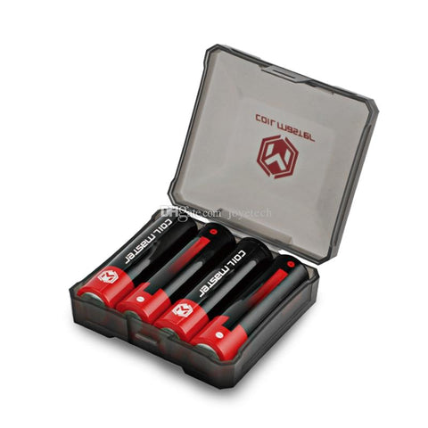 coil master 4 battery case