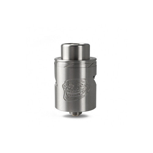 The Troll RDA V2 Kit with silver top
