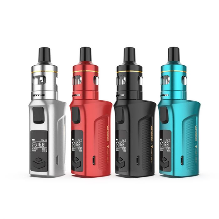 Target Mini II by Vaporesso