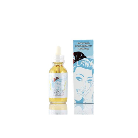Pudding E-Liquid by Vapor Maid box and bottle