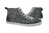 Men's High Top Vintage - Burnetie Shoes