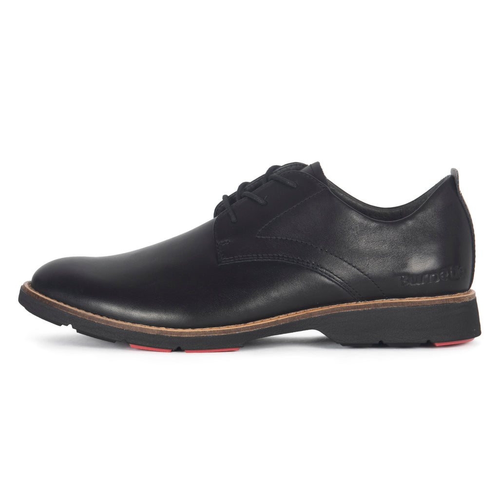 Burnetie Men's Hybrid X Carbon Leather Oxford