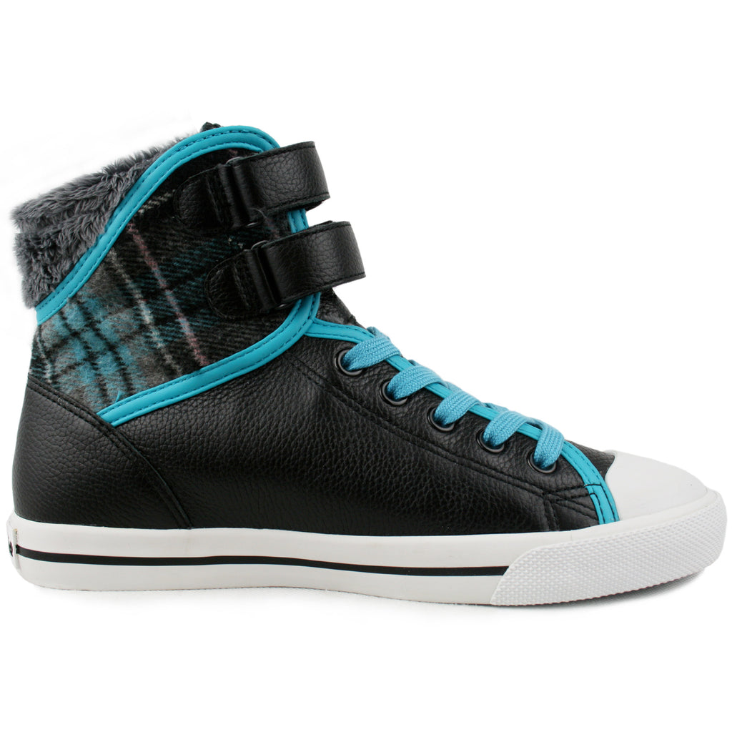 Women's High Top Strap