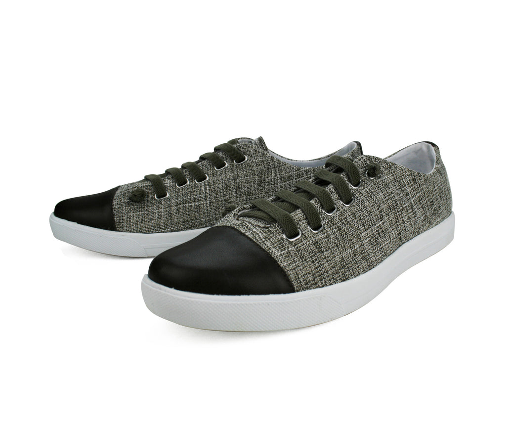 Men's Asymmetry Low - Burnetie Shoes