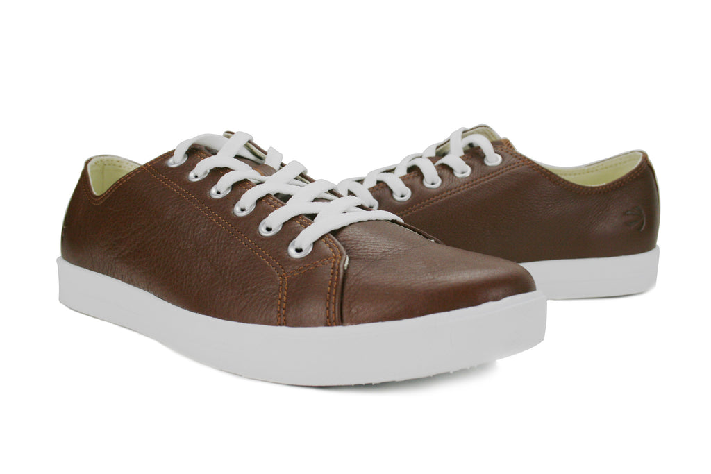 Men's Leather Ox Light - Burnetie Shoes