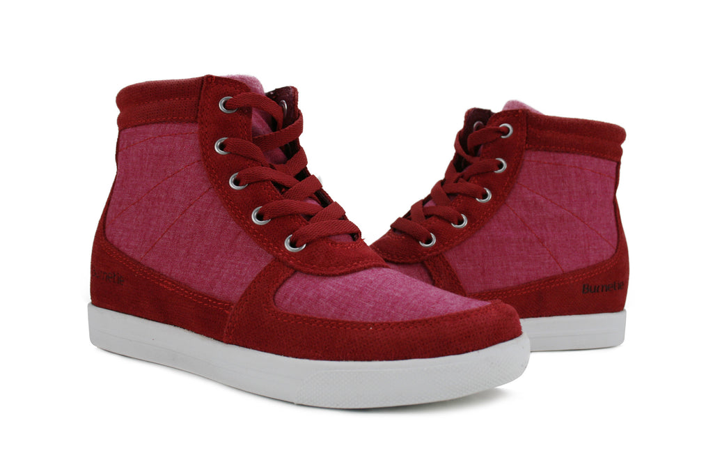 Women's Amanda High Top - Burnetie Shoes