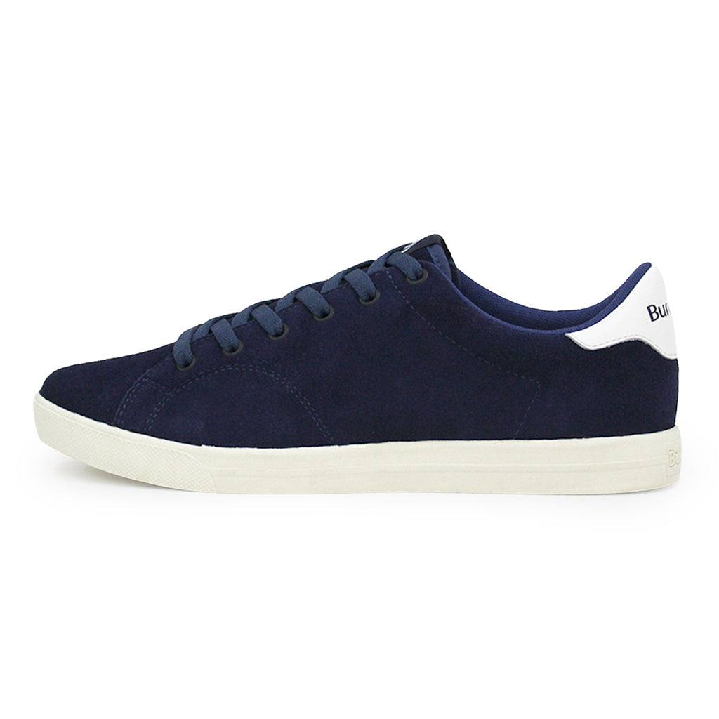 Men's Suede Leather Carnaby Sneaker