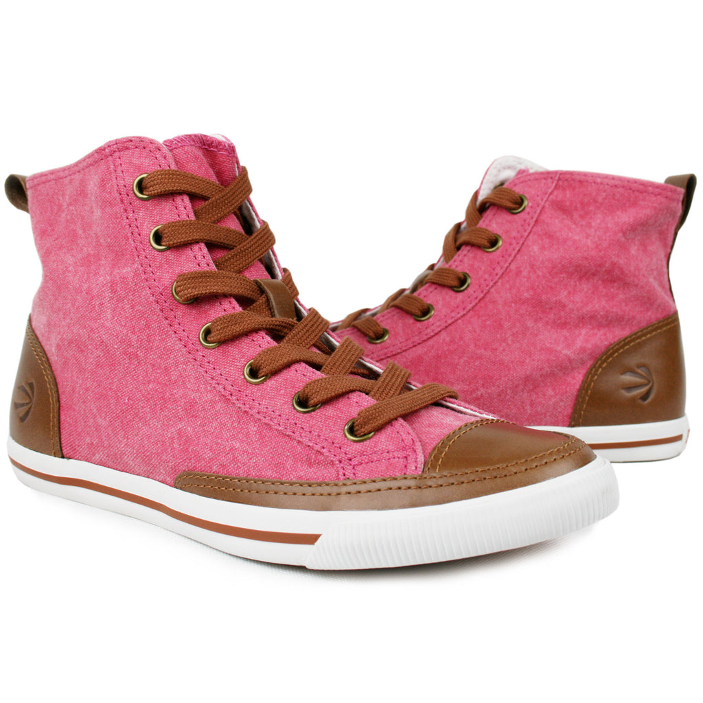 Women's High Top Vintage - Burnetie Shoes