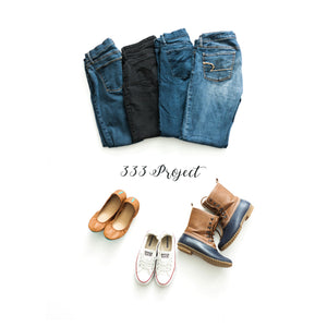 Minimalist Mom Wardrobe : 333 Project
