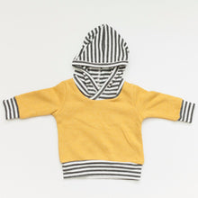Mustard Hoodie - Baby Bear Outfitters